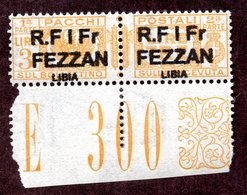 Fezzan N°26 (reproduction ) N** TB Cote 24 000 Euros !!!RARE - Unused Stamps