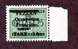 Fezzan Taxe N°3 (reproduction ) N* TB Cote 1700 Euros !!!RARE - Unused Stamps