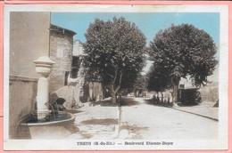 Trets - Boulevard Etienne Boyer - Trets