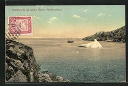 AK St. John`s, Entrance To Harbor, Newfoundland - St. John