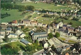 Hamoir - Sur - Ourthe -- Vue Aérienne - Le Centre Et Les Campings.  (2 Scans) - Hamoir