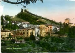 ASOLO  TREVISO  Panorama Con La Rocca - Treviso