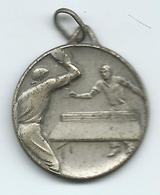 Table Tennis ( Ping Pong ) Metal Medal Italy - Table Tennis