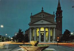 12429-S.DONA' DI PIAVE(VENEZIA)-IL DUOMO-NOTTURNO-FG - Venezia