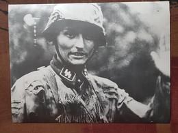ORADOUR-SUGLANE Soldat SS En Opérations Tel Que Purent Le Voir Entre Autres  Les Malheureux Habitant D'oradour-sur-glane - 1939-45