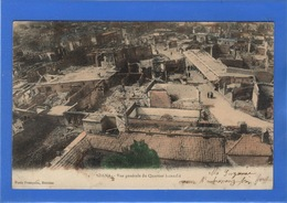 TURQUIE - ADANA Vue Générale Du Quartier Incendié, Aquarellée (voir Descriptif) - Türkei