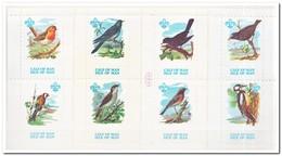 Calf Of Man 1973, Postfris MNH, Birds, Scouting ( Without Bird Name ) - Man (Eiland)