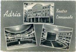 ADRIA  ROVIGO  Teatro Comunale Vedutine - Rovigo