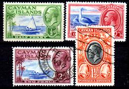 Cayman-043 - Emissione 1935 (o) - Senza Difetti Occulti. - Cayman (Isole)