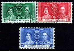 Cayman-044 - Emissione 1935 (o) - Senza Difetti Occulti. - Cayman (Isole)