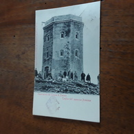 Cartolina Postale Pistoia 1900, Osservatorio Del Cimone Di Fanano - Pistoia