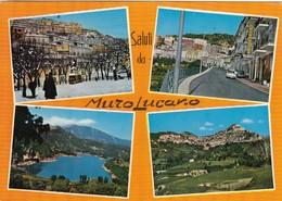 12436-SALUTI DA MURO LUCANO(POTENZA)-FG - Saluti Da.../ Gruss Aus...