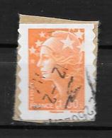 2008 - 215 Oblitéré - Marianne De Beaujard - Adhésifs (autocollants)