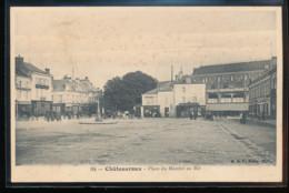 36 -- Chateauroux -- Place Du Marche Au Ble - Chateauroux