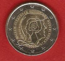 Pays-Bas 2013 - 2 Euro - Willem-Alexander, Beatrix, Juliana - Pays-Bas