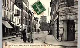 > [94] Val De Marne > Vincennes /RUE MONTREUIL - Vincennes