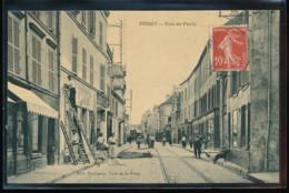 78 --- Poissy -- Rue De Paris - Poissy