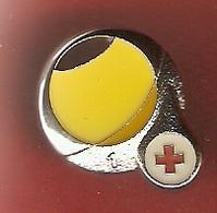 Croix Rouge De Belgique 2019 - Donneur De Plaquettes Sanguines Depuis 1 An - Pin's Neuf - Medical