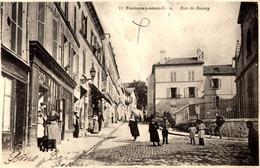 94] Val De Marne > Fontenay Sous Bois  RUE  ROSNY - Fontenay Sous Bois