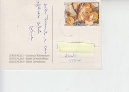 PALESTINA Authority  1999 - Natale - Palestina