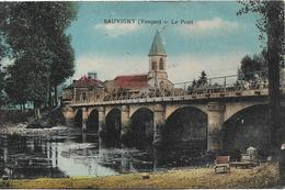 SAUVIGNY Le Pont - France