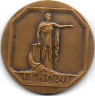 LE NORD ( Assurances ) - Centenaire  1840 - 1940 - Professionnels / De Société