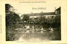ALFORT   =  A La Renommée De La Bonne Friture  MAISON JURVILLE   786 - Alfortville