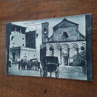 Cartolina Postale Pistoia, Chiesa S. Bartolomeo - Pistoia