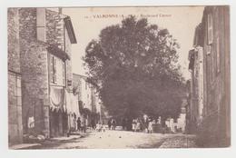 OR053 - VALBONNE - Boulevard Carnot  - Belle Carte - Altri Comuni