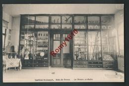 Institut St-Joseph. Bois-de-Breux, Liège. Le Musée Scolaire. - Beyne-Heusay