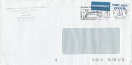 PORT PAYE PRIORITAIRE - VIGNETTE - CONDÉ S/ NOIREAU 28.2.2003 - Autres