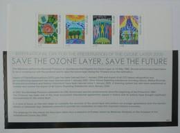 Maldives 2008. Save The Ozon Layer. Miniature Sheet. MNH - Maldive (1965-...)