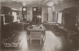 - Ref- B779- Paris - Peniche Amours à Mr Paul Poiret - Salle A Manger - Peniches - Exposition Internationale 1925 - Altri