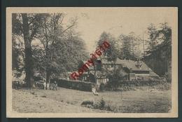 Fayen-Bois - Jupille. PUB Auberge De La Rousseliere, Avenue Jules Destrée. Carte Animée, Moutons, Bétail. Voir Dos - Beyne-Heusay