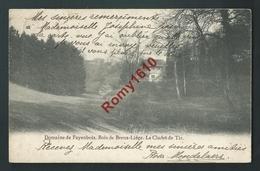 Domaine De Fayenbois. Bois-de-Breux, Liège. Le Chalet De Tir - Beyne-Heusay