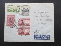 Vietnam / Süd Vietnam 1961 Auslandsbrief In Die USA Luftpost / Air Mail - Vietnam