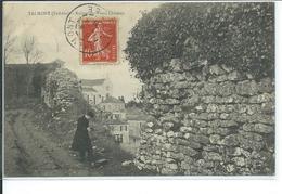 Talmont-Ruines Du Vieux Chateau - Talmont Saint Hilaire