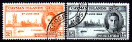 Cayman-046 - Emissione 1946 (o) - Senza Difetti Occulti. - Cayman (Isole)