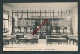 Institut St-Joseph. Bois-de-Breux, Liège. Dactylographie - Beyne-Heusay
