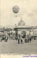 13 - Marseille - Exposition Coloniale  - Le Ballon Captif - Koloniale Tentoonstelling 1906-1922