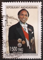 MADAGASCAR .2002 Personalities. USADO - USED. - Madagascar (1960-...)
