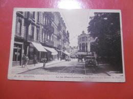 D 42 - Roanne - La Rue Alsace Lorraine Et Les Magasins Des Dames De France - Roanne