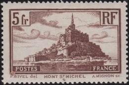 France  .    Yvert  .    260        .  **   .     Neuf  SANS  Charniere  .   /   .  MNH - Frankreich