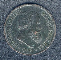 Brasilien, 20 Reis 1868 - Brasilien
