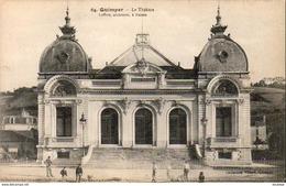D29  QUIMPER  Le Théâtre  ..... - Quimper