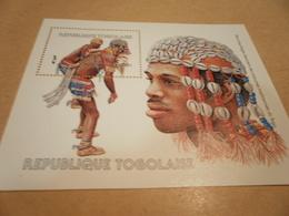 Miniature Sheet 1985 Shells Togo - Togo (1960-...)