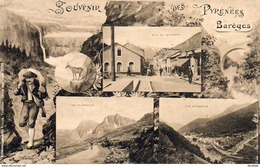 D65  BAREGES  Souvenir Des Pyrénées   ..... - Frankreich
