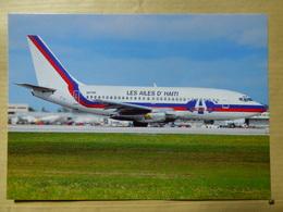LES AILES D HAITI  B 737 200    N171PL - 1946-....: Moderne
