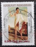 MADAGASCAR 2004 King And Queen Of Madagascar. USADO - USED. - Madagascar (1960-...)