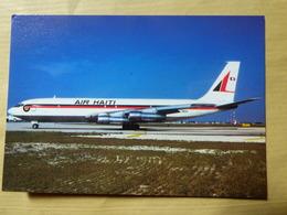 AIR HAITI  B 707    N15711 - 1946-....: Moderne